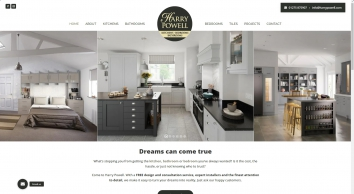 Harry Powell, Kitchens, Bedrooms & Bathrooms Clevedon Bristol