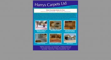 Harry\'s Carpets Ltd