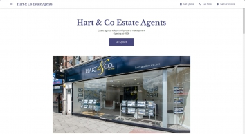 Hart and Co , East Acton