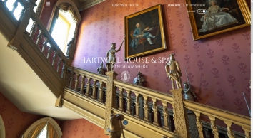 Hartwell House Hotel Restaurant and Spa