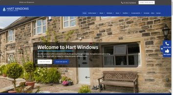 Double Glazing, Fleet | Double Glazing Prices, Hampshire - Hart Windows