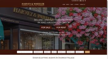 Harvey Wheeler, London