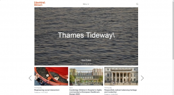 HawkinsBrown Architects | Architectural practice: London and Manchester