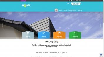 HAWS Lettings Agency, Cartrefi Conwy