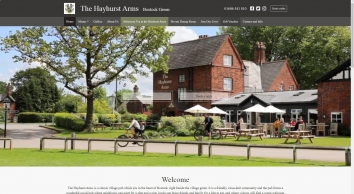 The Hayhurst Arms