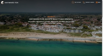 Hayward Fox, Bransgore