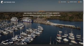 Hayward Fox, Bransgore