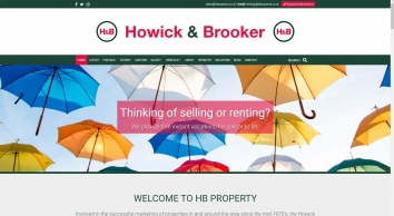 Howick & Brooker, Old Harlow