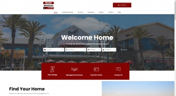 Huntington Beach Property Management by HB Rentals | Home