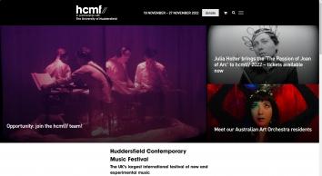 Huddersfield Contemporary Music Festival