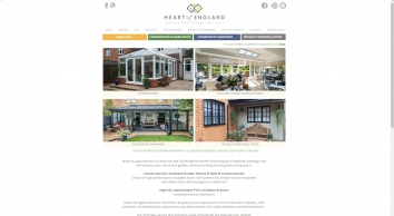 Heart Of England Conservatories Limited
