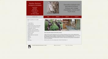 French Decorative Furniture UK - English Decorative Furniture - French Antiques - Soft Furnishings