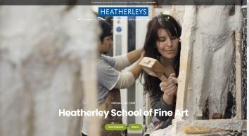 Heatherley School Of Fine Art