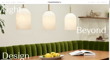 Heathfield & Co | Creative Lighting