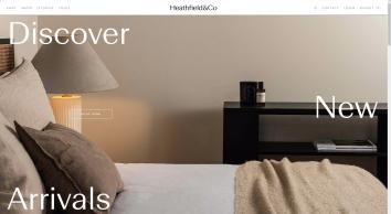 Heathfield & Co | Creative Lighting