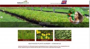 Heathwood Nurseries Ltd