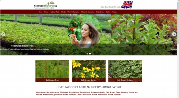Heathwood Nurseries Ltd