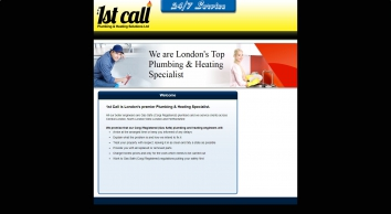 1st Call Plumbing and Heating Solutions Ltd