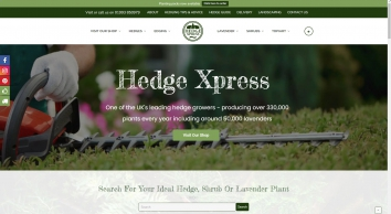 Hedgexpress