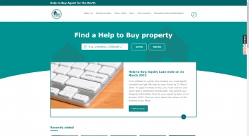 Help to Buy North West