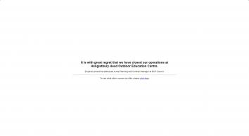 Hengistbury Head Outdoor Education Centre