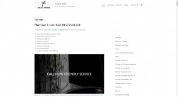 Henleaze Plumbing – Amazing Plumber Henleaze