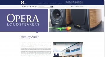 Box Design by Pro-Ject Audio Systems: Available Exclusively In The UK Through Henley Audio