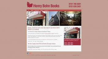Henry Bohn Books