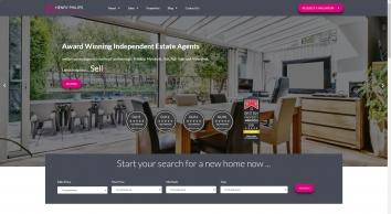 Henry Philips Residential, Camberley
