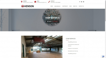 Commercial construction service in Scotland & UK