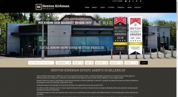 Henton Kirkman Residential, Billericay