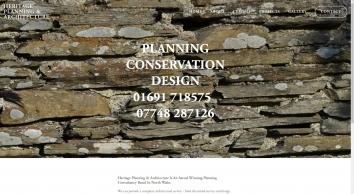 Heritage Planning & Architecture
