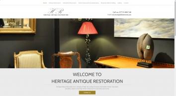 Heritage & Heritage - Antique Restoration