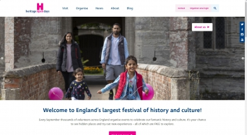 Homepage | Heritage Open Days
