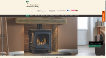 The Hertfordshire Fireplace Gallery