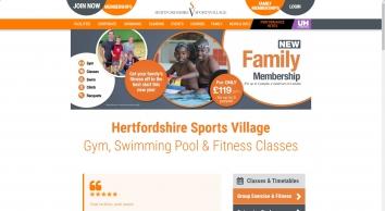 Hertfordshire Sports Village