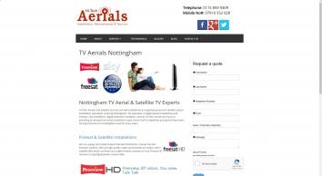 Hi Tech Aerials Nottingham