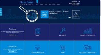 Hicks Baker, Hicks Baker - Retail
