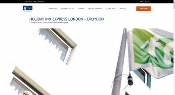 Holiday Inn Express London - Croydon Hotel by IHG