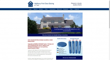 Highbury First Class Glazing