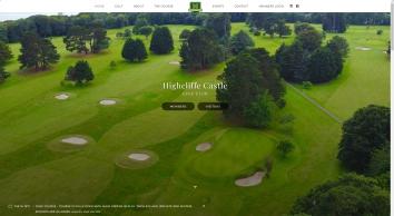 Highcliffe Castle Golf Club