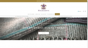 Highgrove Shop | Luxury Food, Drink & Unique Gift Ideas