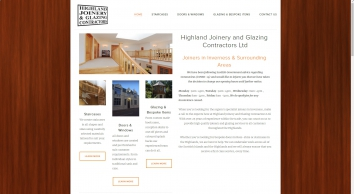 Highland Joinery & Glazing Contractors Ltd