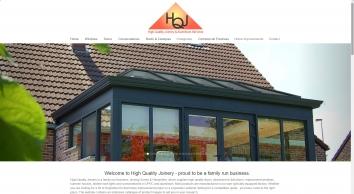 High Quality Joinery & Aluminium Services Ltd