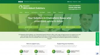 Hill & Abbott Estate Agents, Chelmsford