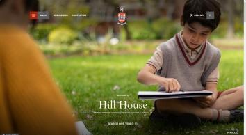 Hill House International Junior School