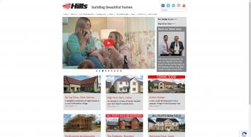 Hills Homes | Building beautiful homes