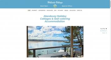 Aberdovey Hillside Village
