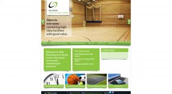 Hills Road Sports & Tennis Centre
