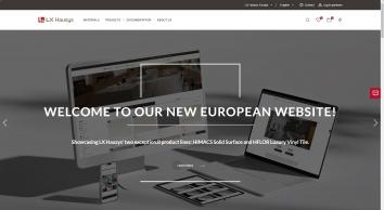 HI-MACS® official website